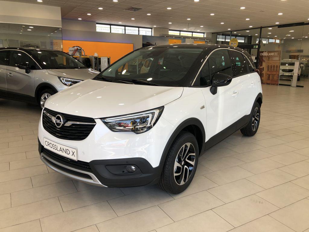 Opel Crossland X 1.6T 88kW (120CV) Excellence S/S segunda mano Madrid