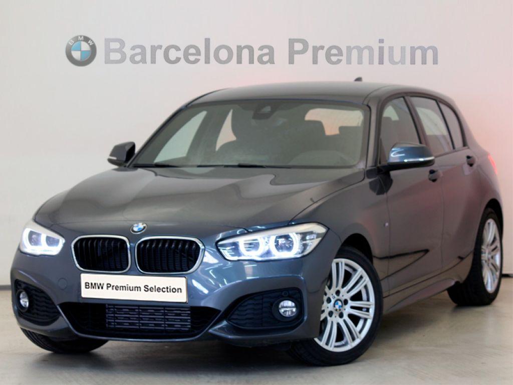 BMW Serie 1 118d Paquete deportivo M segunda mano Barcelona