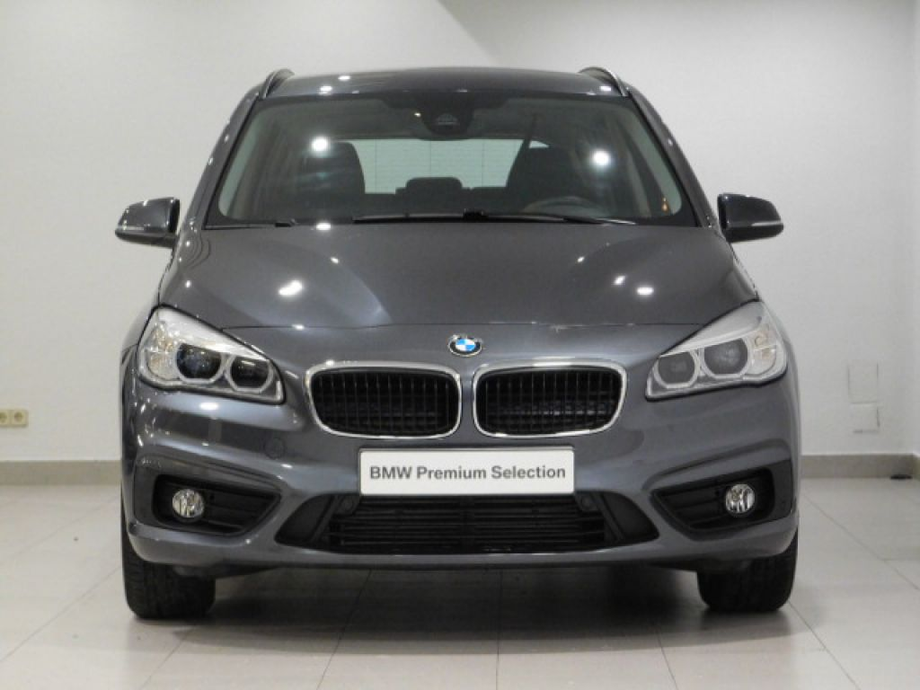 BMW Serie 2 Gran Tourer 218d segunda mano Madrid