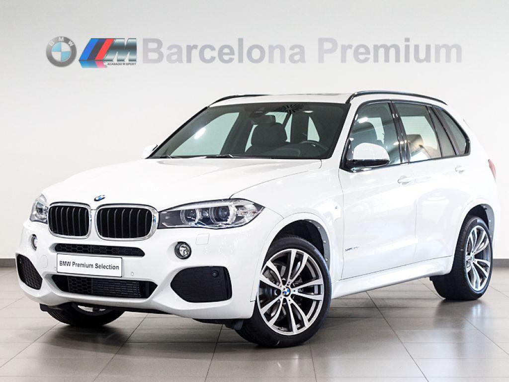 BMW X5 xDrive30d   Paquete deportivo M segunda mano Barcelona