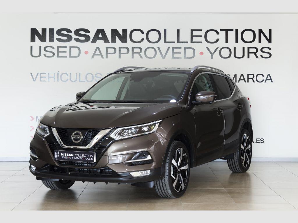 Nissan Qashqai dCi 81 kW (110 CV) TEKNA segunda mano Madrid