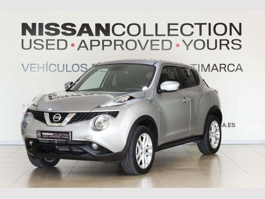 Nissan JUKE dCi EU6 81 kW (110 CV) 6M/T ACENTA segunda mano Madrid