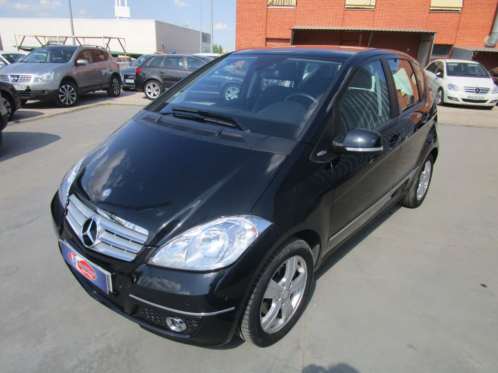 Mercedes Benz Clase A A 200 CDI Avantgarde segunda mano Madrid