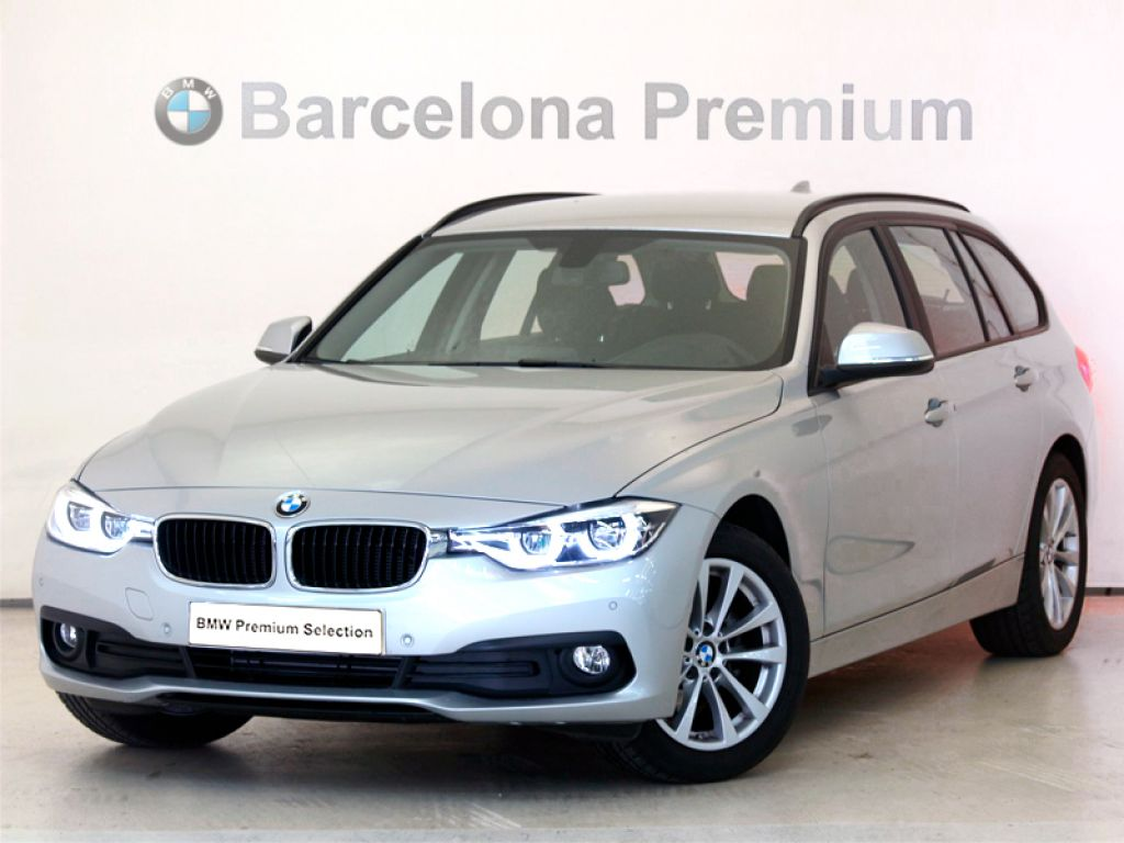 BMW Serie 3 318d segunda mano Barcelona