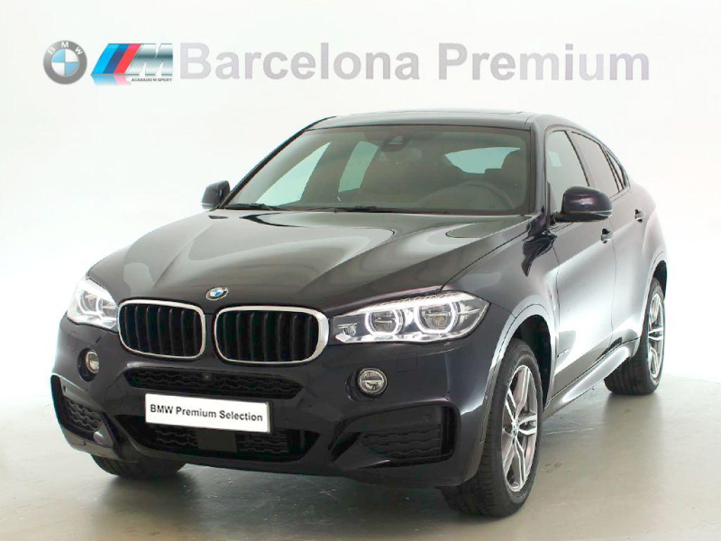 BMW X6 xDrive30d segunda mano Barcelona