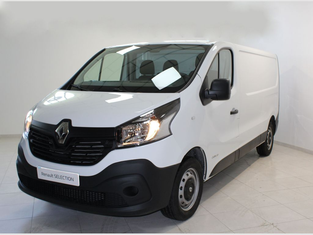 renault trafic furg n 29 l2h1 dci 88kw 120cv euro 6 2017. Black Bedroom Furniture Sets. Home Design Ideas