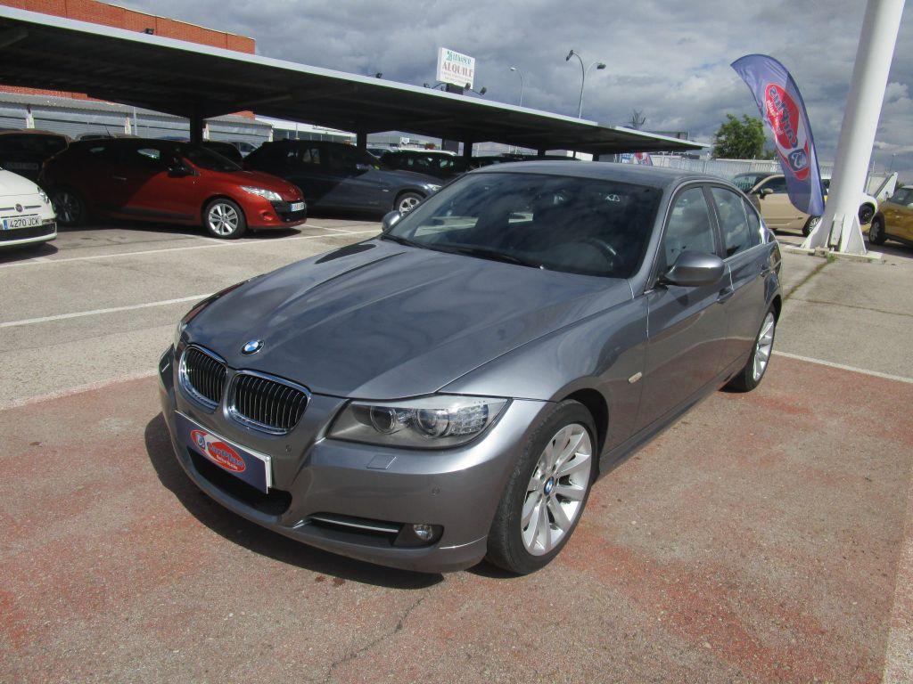 BMW Serie 3 320d EfficientDynamics Edition segunda mano Madrid