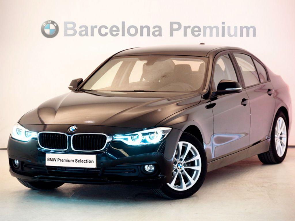 BMW Serie 3 320d segunda mano Barcelona
