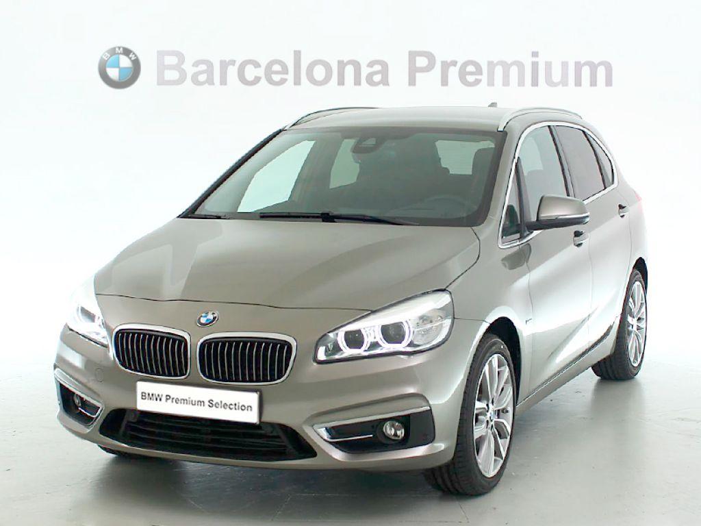 BMW Serie 2 Active Tourer 220dA segunda mano Barcelona
