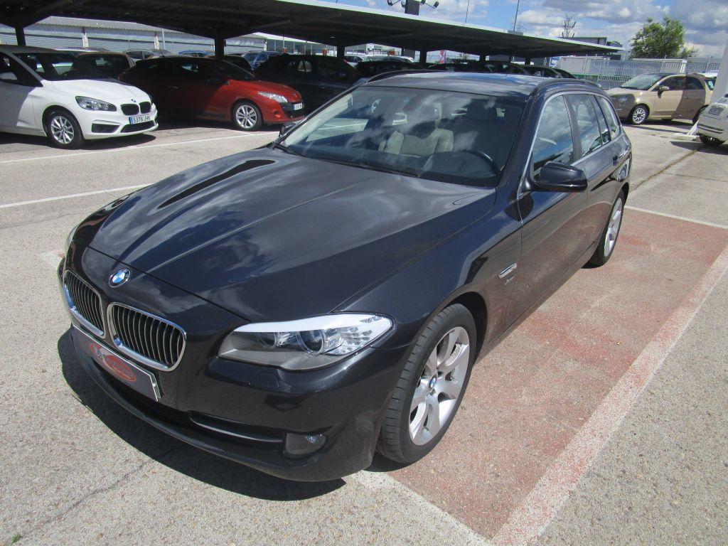 BMW Serie 5 530dA xDrive Touring segunda mano Madrid