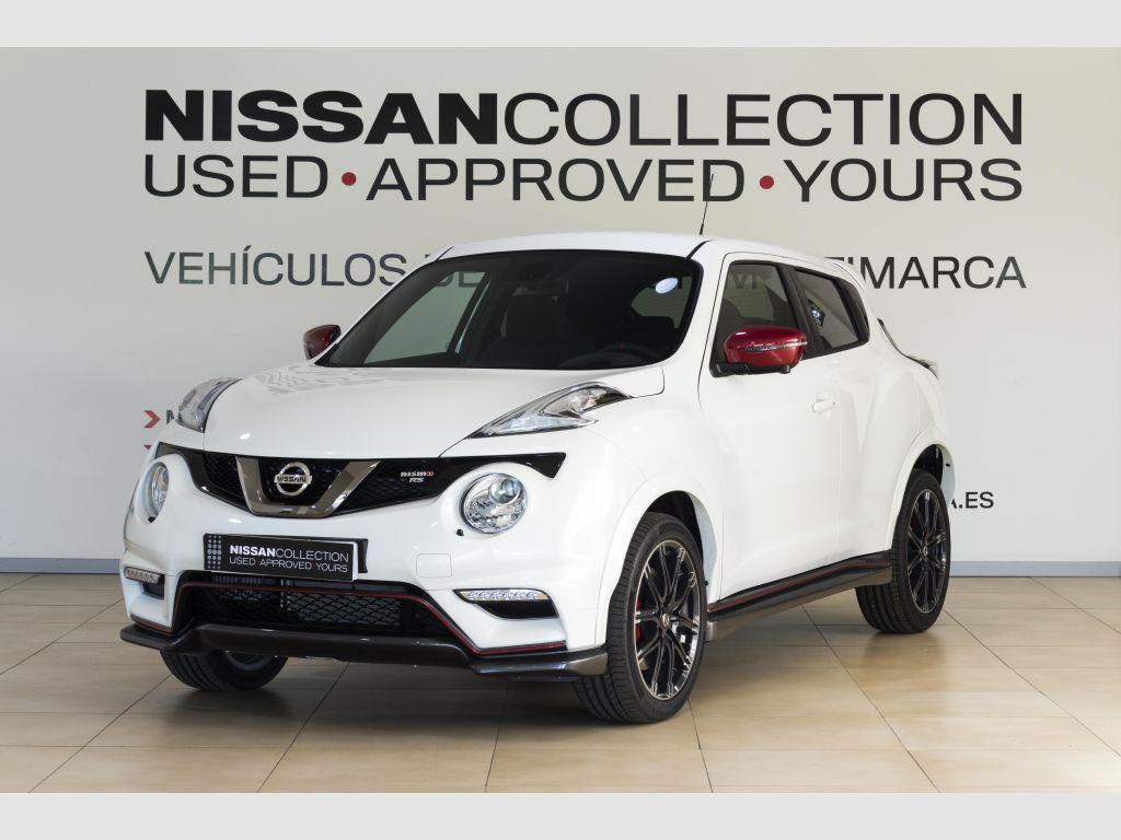 Nissan JUKE DIG-T EU6 160 kW (218 CV) 6M/T NISMO RS PACK TECHNO  segunda mano Madrid