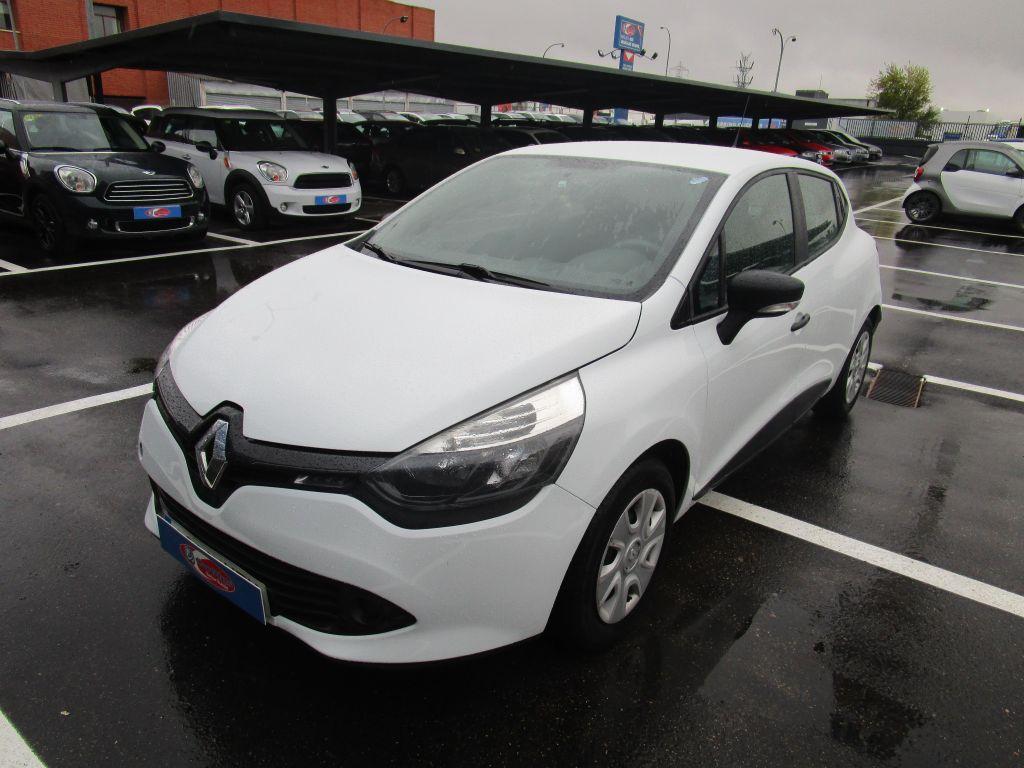Renault Clio Business dCi 75 eco2 segunda mano Madrid