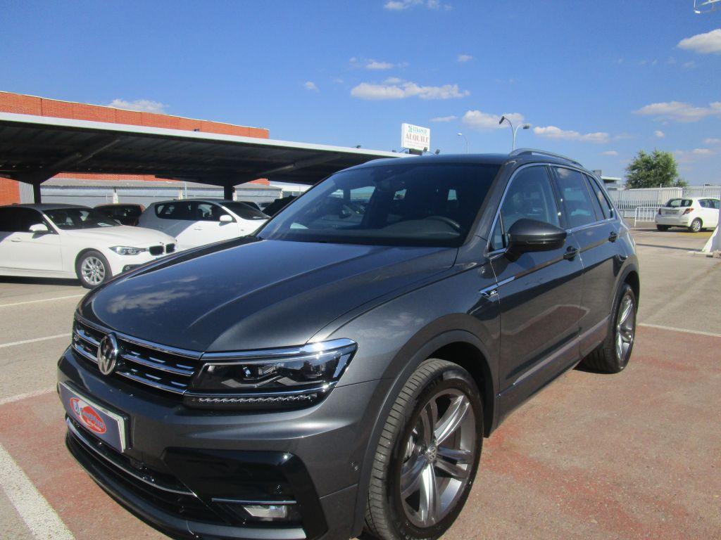 Volkswagen Tiguan Sport 2.0 TSI 132kW (180CV) 4Motion DSG segunda mano Madrid
