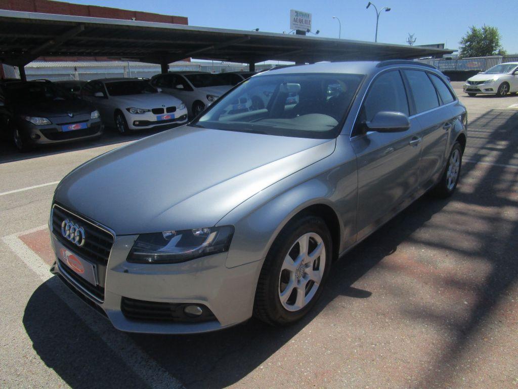 Audi A4 Avant 2.0 TDI 143cv multitronic segunda mano Madrid