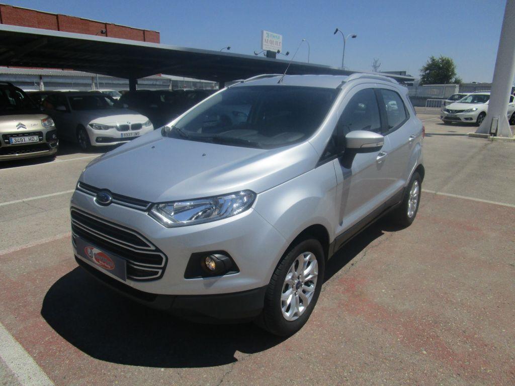 Ford EcoSport 1.5 TDCi 70kW (95CV) Titanium segunda mano Madrid