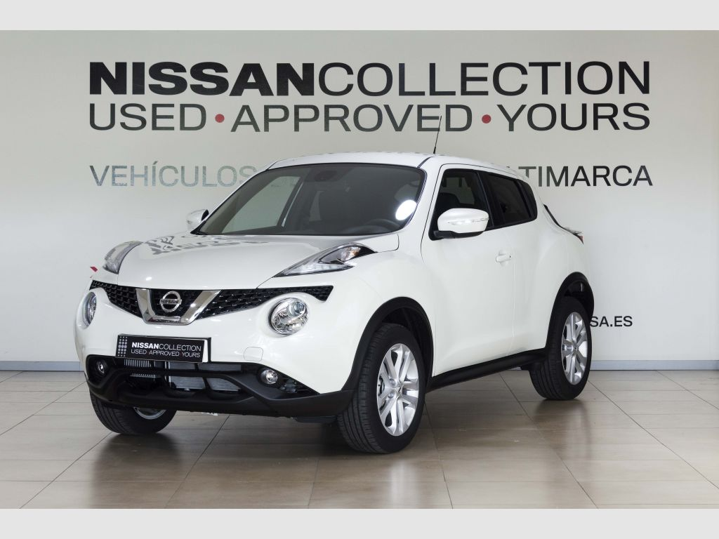 Nissan JUKE dCi EU6 81 kW (110 CV) 6M/T N-CONNECTA segunda mano Madrid