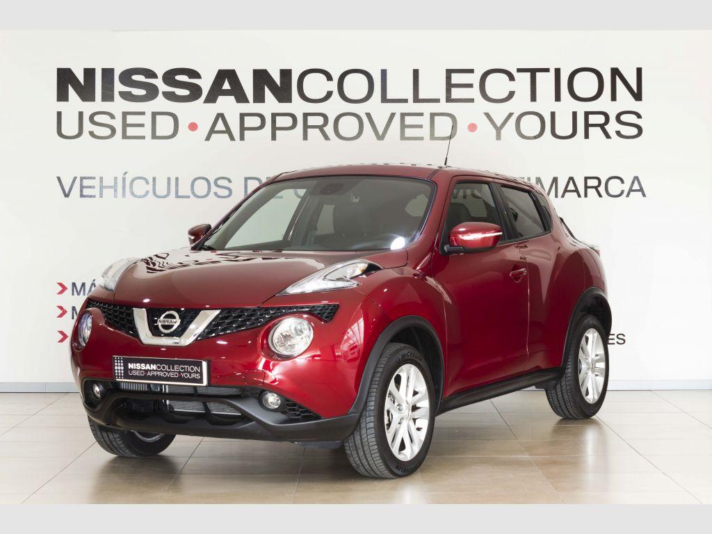 Nissan JUKE 1.5 dCi 110 CV ACENTA segunda mano Madrid