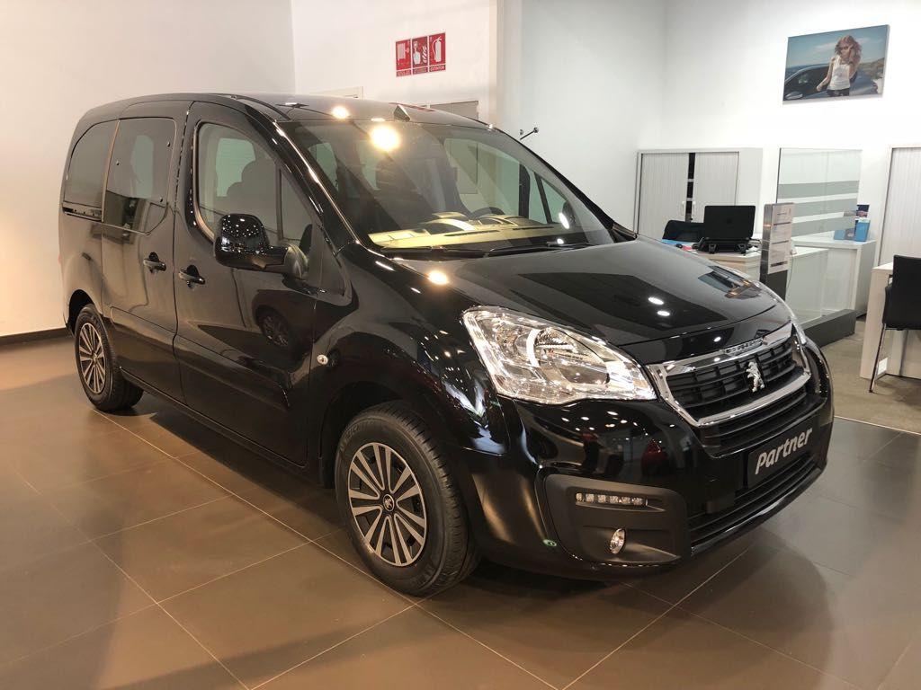 Peugeot Partner TEPEE Active 1.6 BlueHDi 73KW (100CV) segunda mano Cádiz