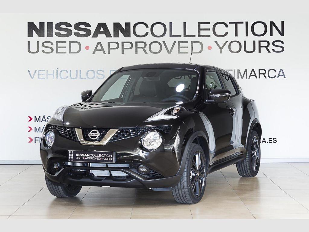 Nissan JUKE DIG-T EU6 85 kW (115 CV) 6M/T TEKNA segunda mano Madrid