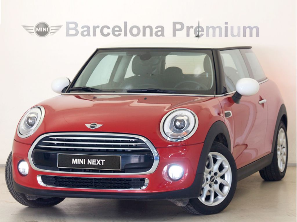 Mini Mini COOPER D segunda mano Barcelona
