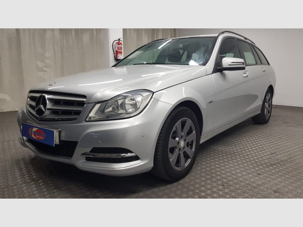 Mercedes Benz Clase C 220 CDI Blue Effic. Elegance Estate segunda mano Madrid