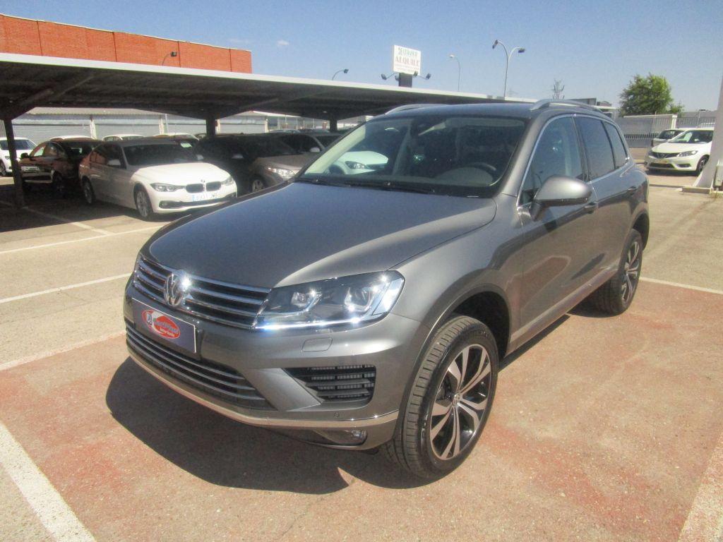 Volkswagen Touareg Premium 3.0 TDI 210kW (286CV) 4WD Tiptro segunda mano Madrid