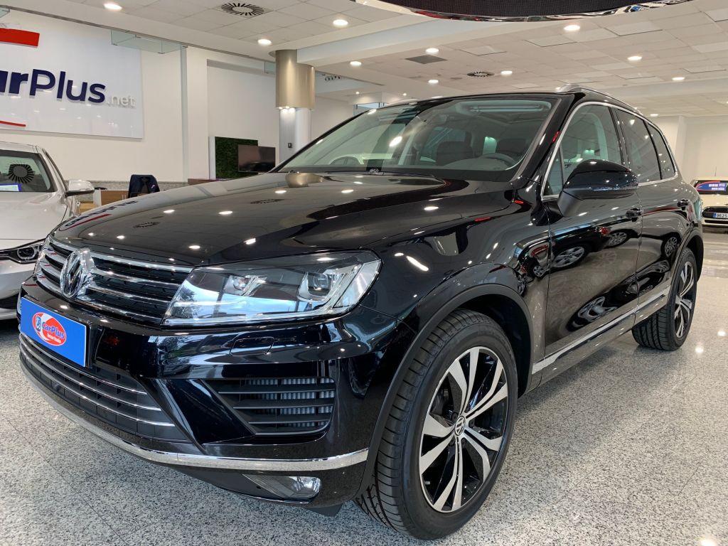 Volkswagen Touareg Premium 3.0 TDI 193kW(262CV) BMT Tip segunda mano Madrid