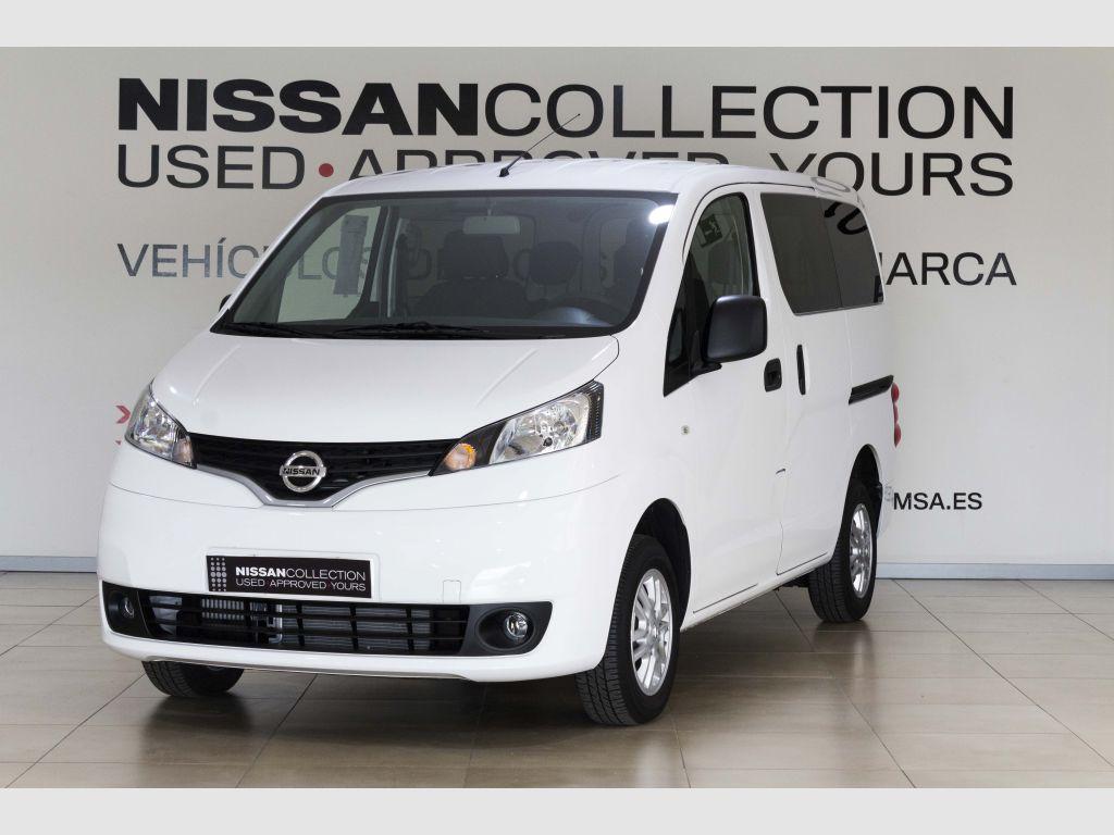 Nissan NV200 5pl. 1.5dCi 66kW (90CV) COMFORT A/C segunda mano Madrid