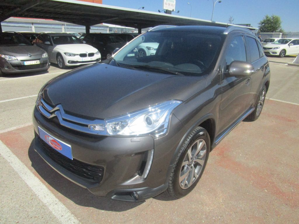 Citroen C4 Aircross HDi 150cv Exclusive segunda mano Madrid
