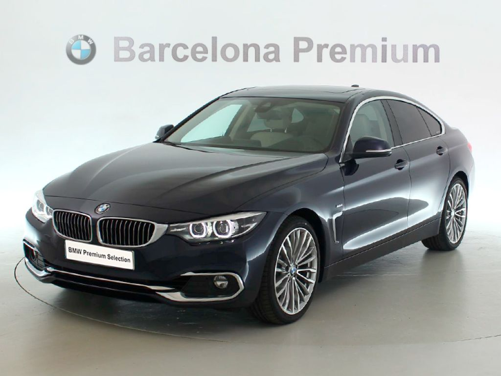 BMW Serie 4 430dA Gran Coupe segunda mano Barcelona