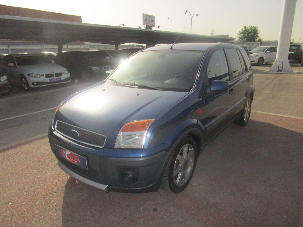 Ford Fusion 1.6 TDCI Urban4 segunda mano Madrid