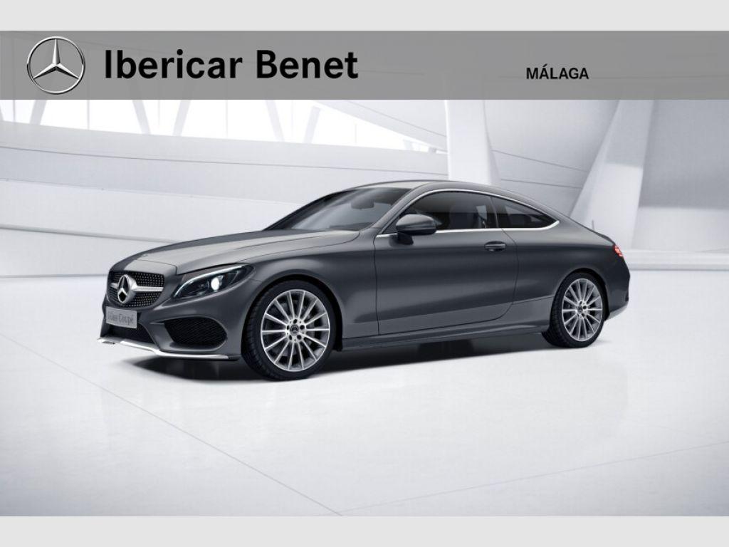 Mercedes Benz Clase C C Coupé 220 d segunda mano Málaga