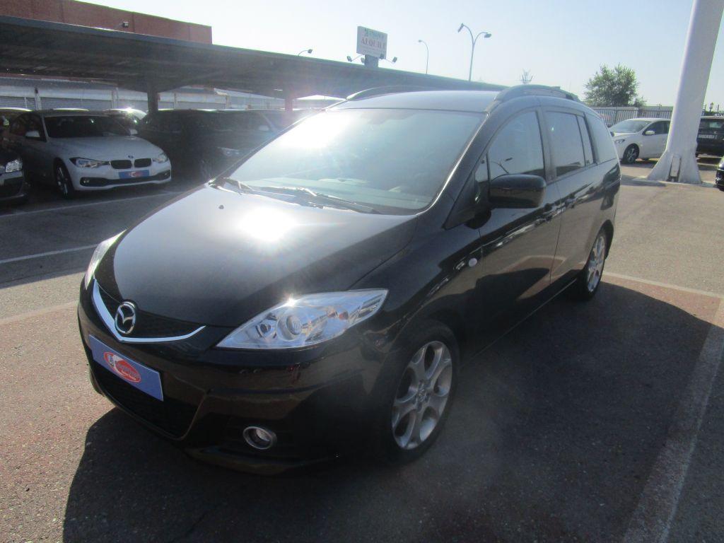 Mazda Mazda5 2.0 CRTD 143cv Luxury segunda mano Madrid