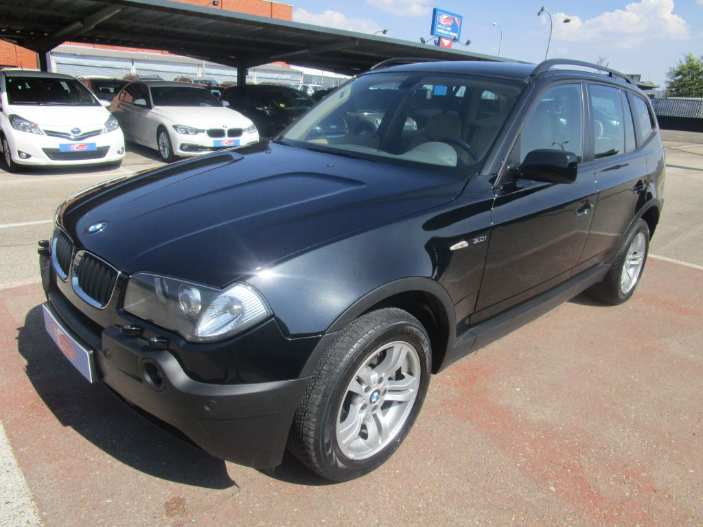 BMW X3 3.0i segunda mano Madrid