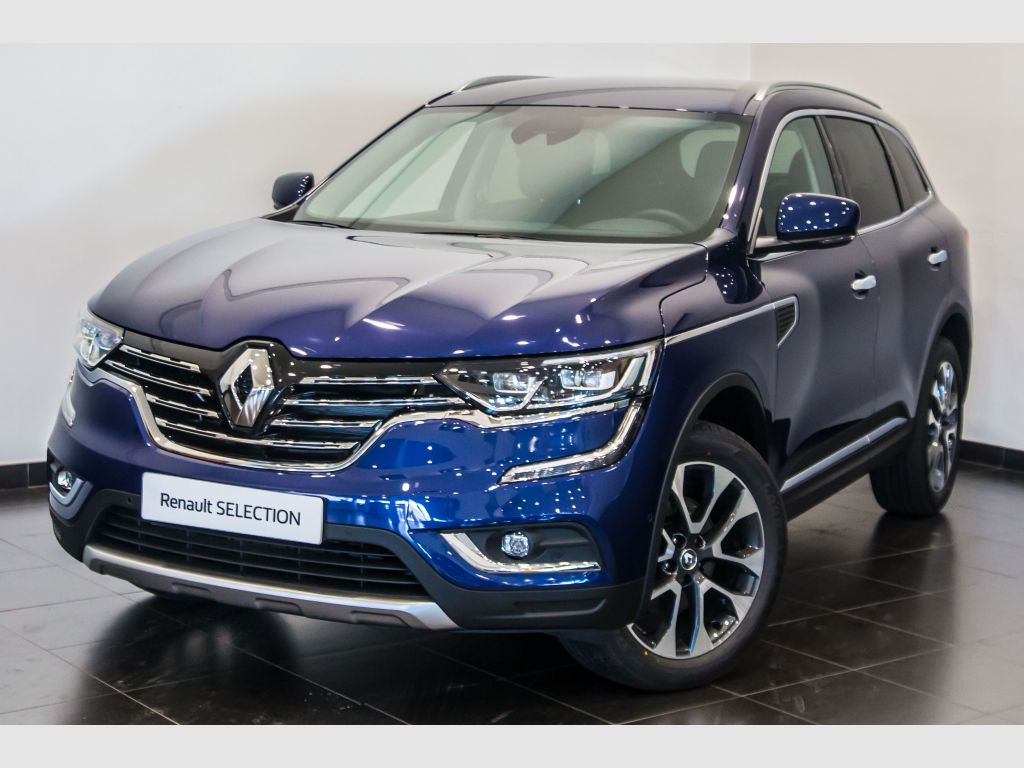 Renault Koleos Zen dCi 130kW (175cv) 4WD segunda mano Lugo