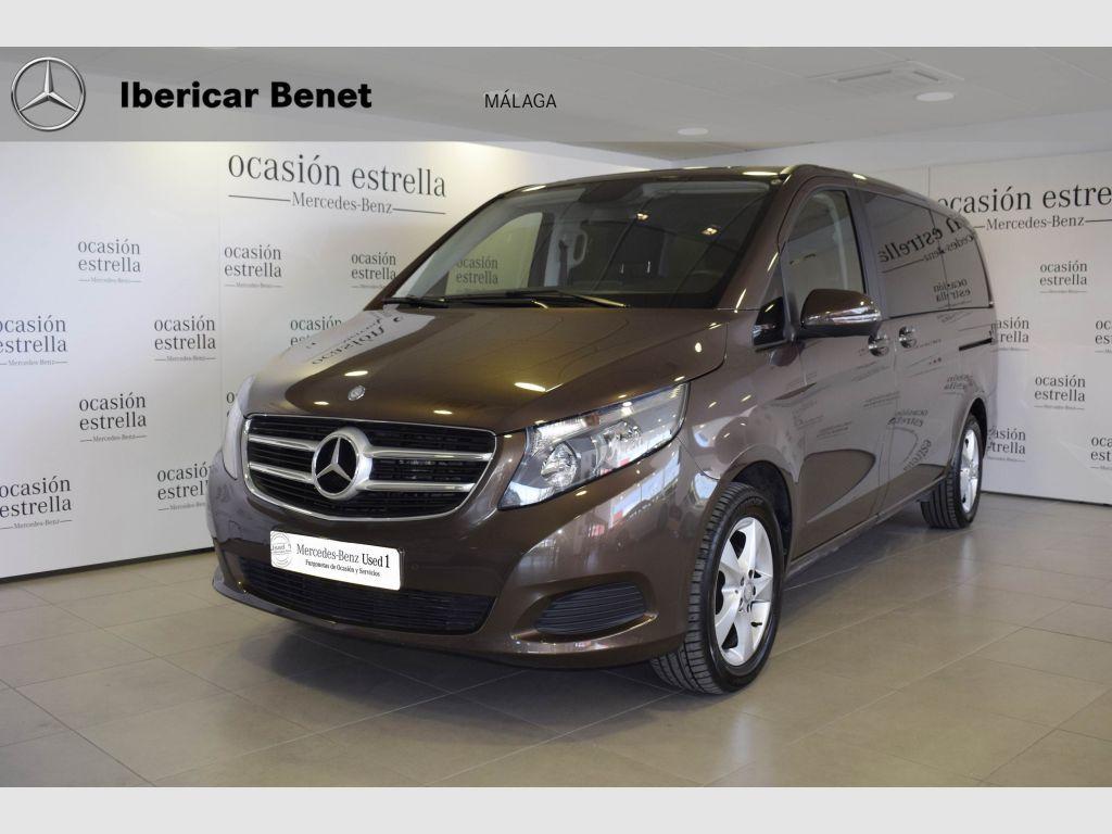Mercedes Benz Clase V 220 d Avantgarde Largo segunda mano Málaga