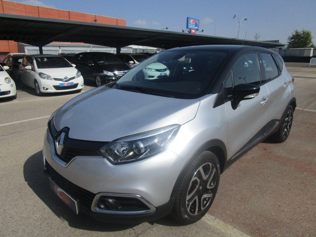 Renault Captur Zen Energy dCi 90 Ecoleader Euro 6 segunda mano Madrid
