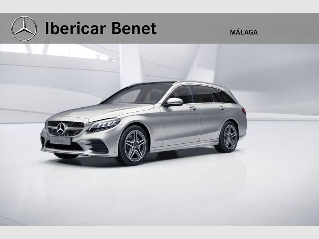 Mercedes Benz Clase C C 220 d 4MATIC Estate segunda mano Málaga