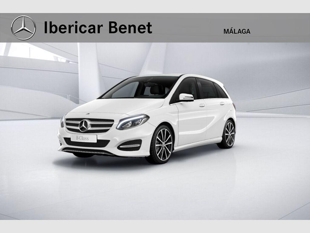 Mercedes Benz Clase B 180 segunda mano Málaga