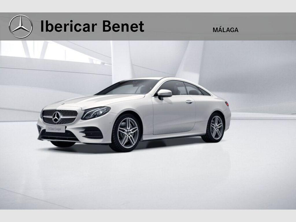 Mercedes Benz Clase E Coupé E 220 d segunda mano Málaga
