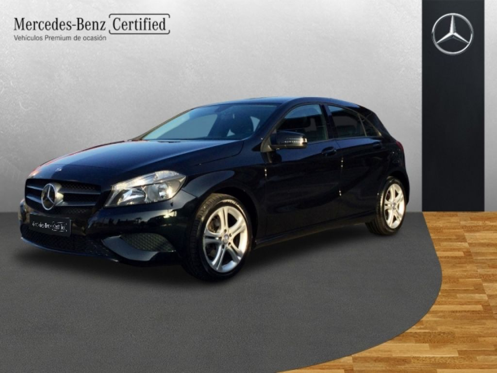 mercedes benz clase a a 180 cdi blueefficiency style 2013. Black Bedroom Furniture Sets. Home Design Ideas