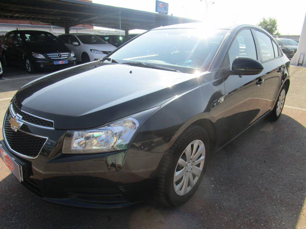 Chevrolet Cruze 1.6 16V LS segunda mano Madrid
