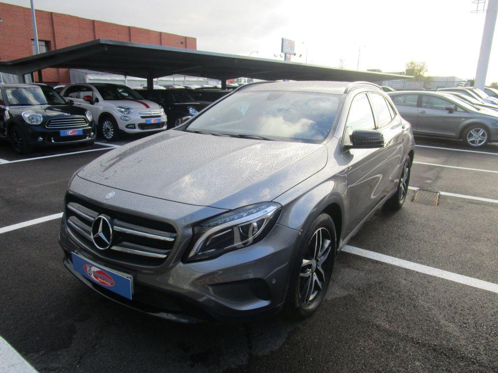 Mercedes Benz Clase GLA GLA 200 CDI Urban segunda mano Madrid