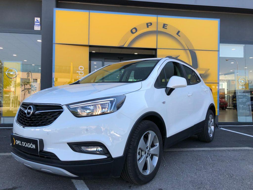Opel Mokka X 1.4 T 103kW (140CV) 4X2 S&S Selective segunda mano Madrid