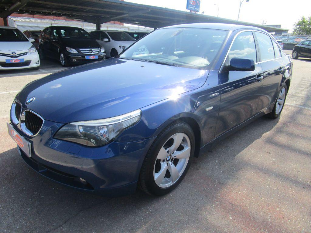BMW Serie 5 530i segunda mano Madrid