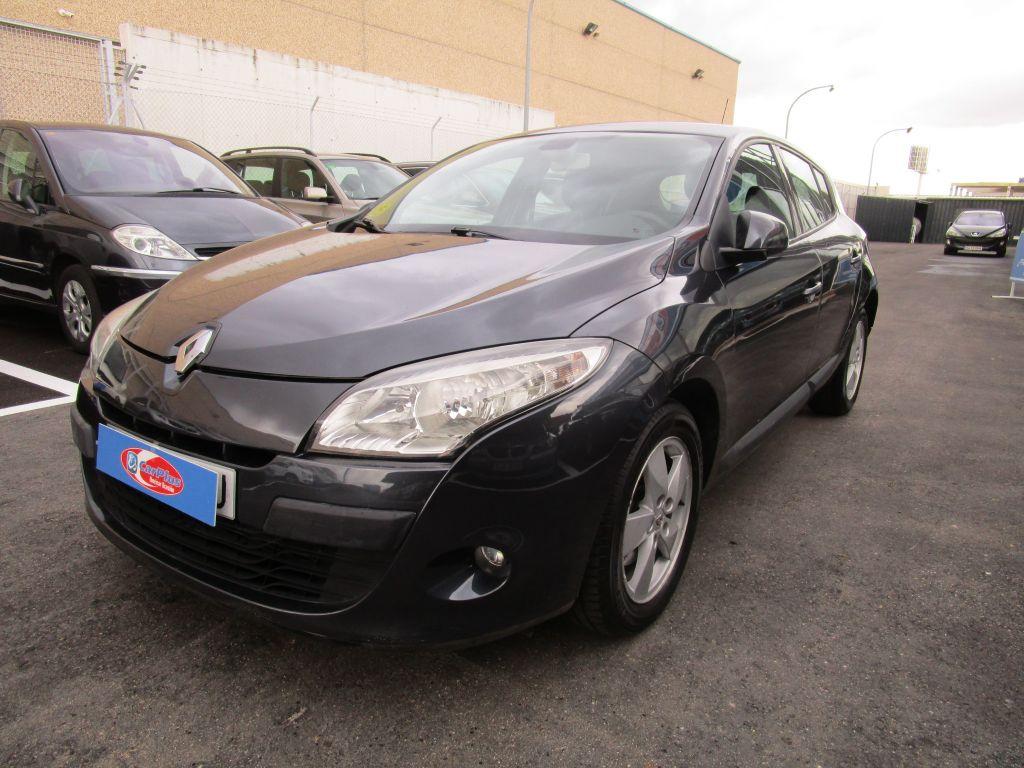 Renault Megane Dynamique 1.5dCi105 eco2 segunda mano Madrid