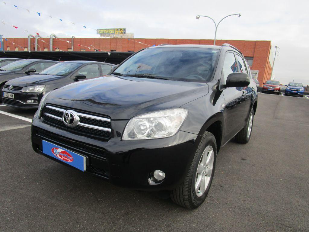 Toyota Rav4 2.2 D-4D 136cv Luna segunda mano Madrid