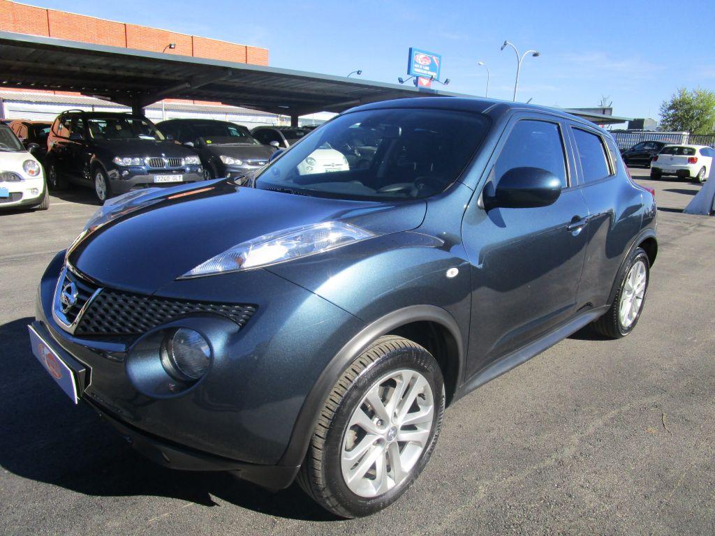 Nissan JUKE 1.6 TURBO TEKNA PREMIUM 4X2 segunda mano Madrid