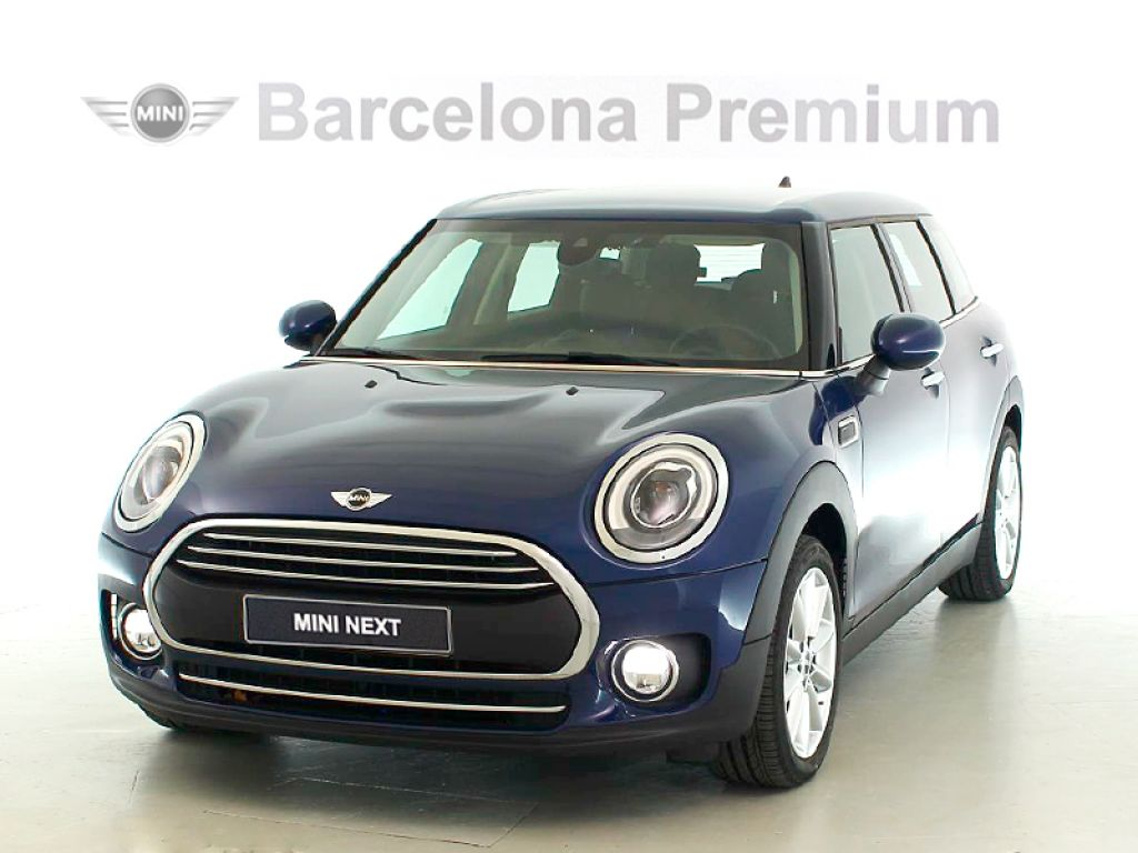 Mini Clubman One D 2017 4412 Deep Blue Segunda Mano