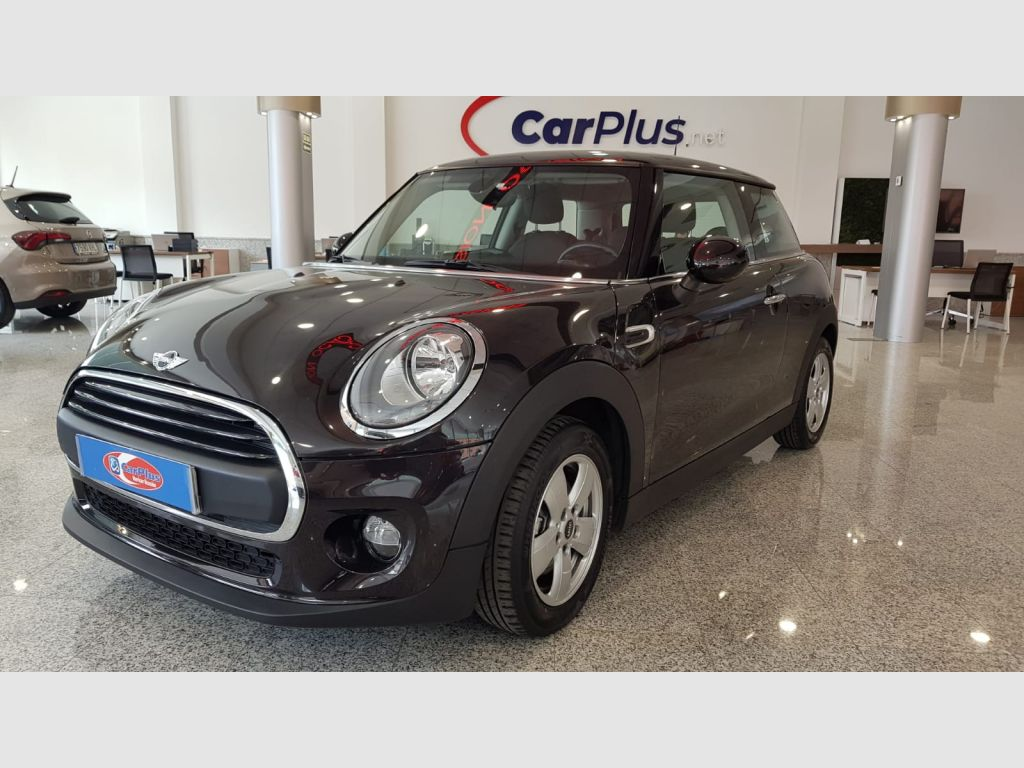 Mini Mini One D 2015 23600 Iced Chocolate Metalizada Segunda Mano 7544
